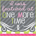 Featured at One More Time Events