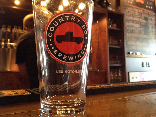 Country Boy Brewing Food Truck Schedule