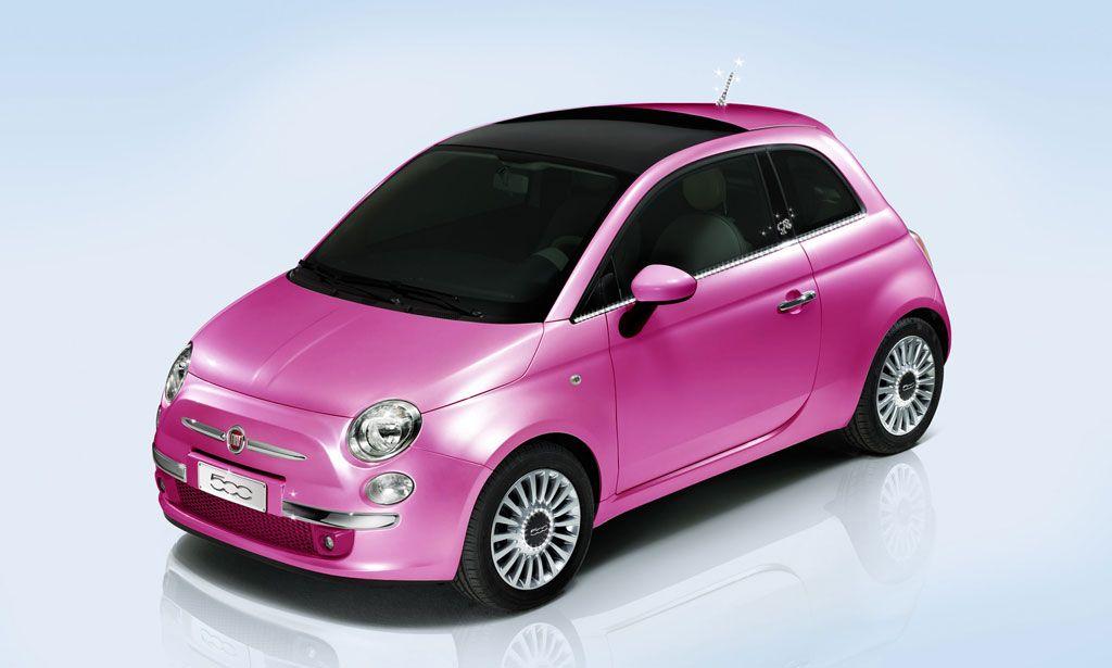 Fiat Barbie 500