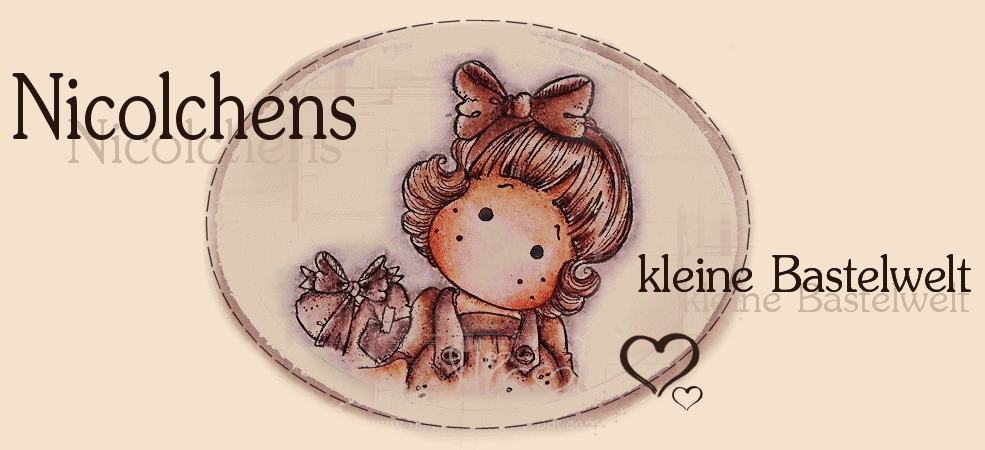 ♥ Nicolchens kleine Bastelwelt  ♥