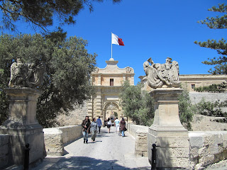 Main Entrance to Mdina