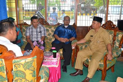 Kakankemenag Terima Kunjungan KPUD Tanjungbalai