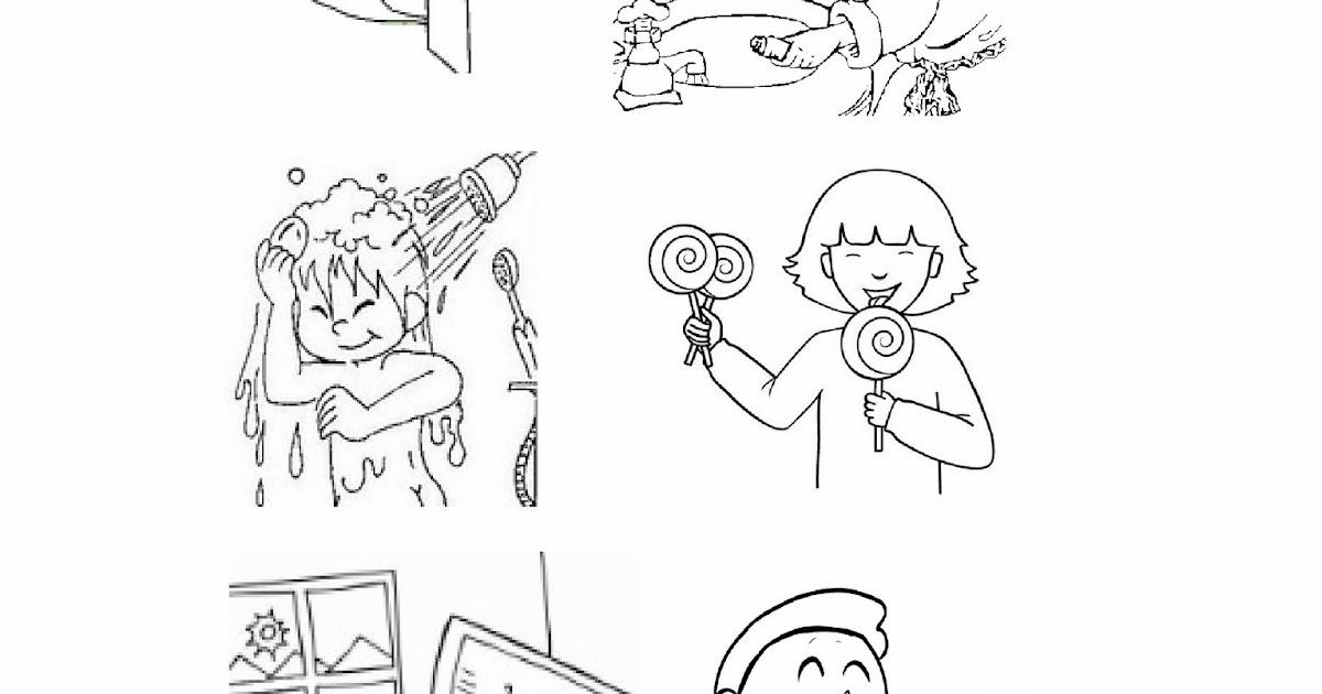 Increíble Páginas Para Colorear Saludables Motivo - Dibujos Para ...