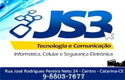 JS 3 TECNOLOGIA E COMUNICAÇÃO