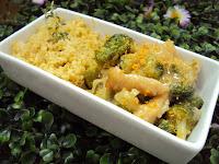 Filet z kurczaka z brokułami i cytrynową nutką