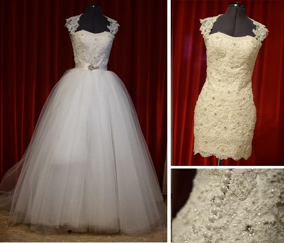 Как сшить юбку на свадебное платье