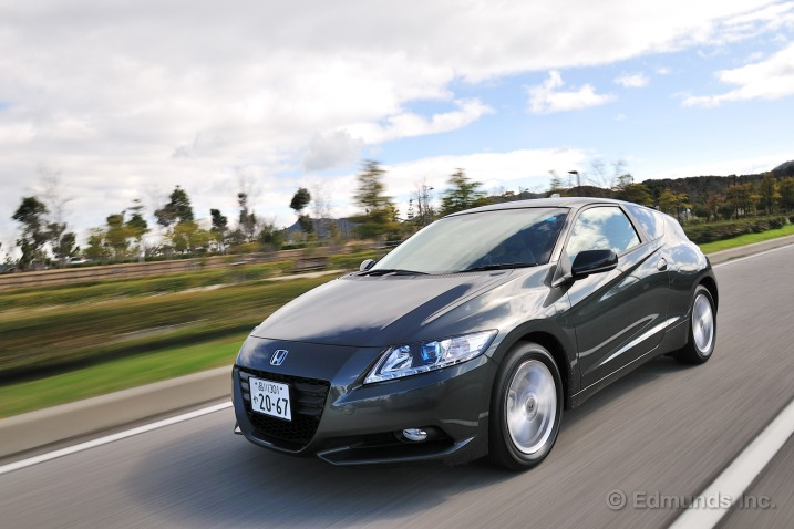 2011 honda cr z picture and specs automotive news. Black Bedroom Furniture Sets. Home Design Ideas
