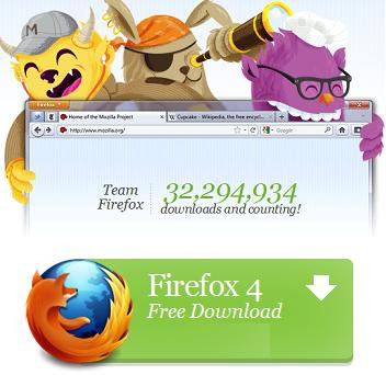 Download firefox 4
