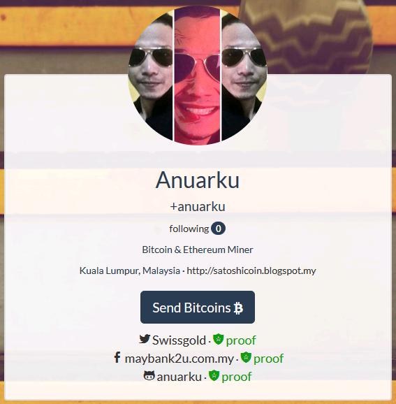 My Blockchain ID