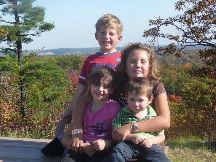 Les 4 petits enfants