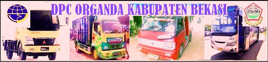 Organda Kabupaten Bekasi