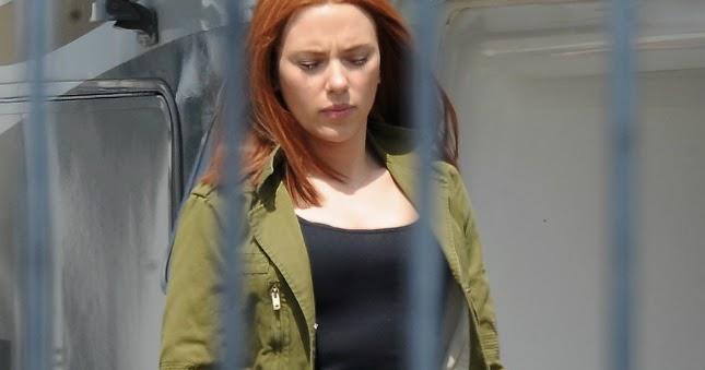 Cambio De Look De Scarlett Johansson Parejas Disparejas