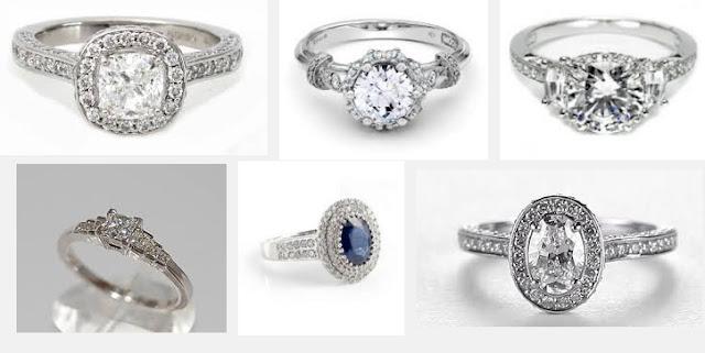 Antique Engagement Rings UK