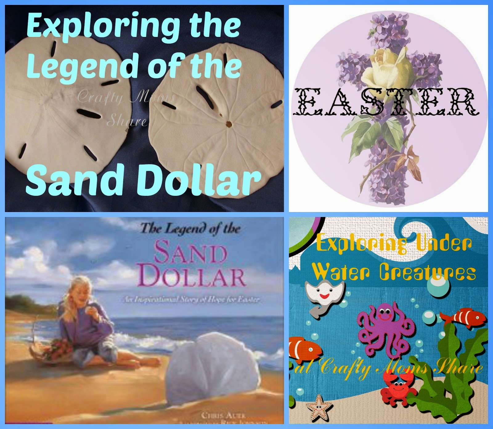 graphic about Legend of the Sand Dollar Poem Printable titled Cunning Mothers Percentage: Legend of the Sand Greenback for Easter