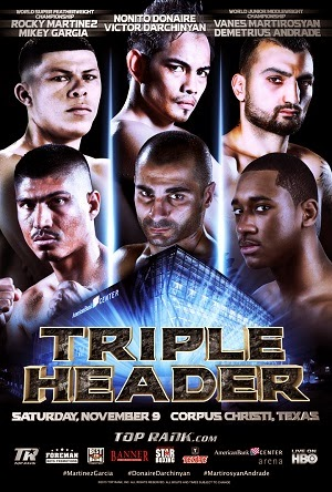 Triple Header