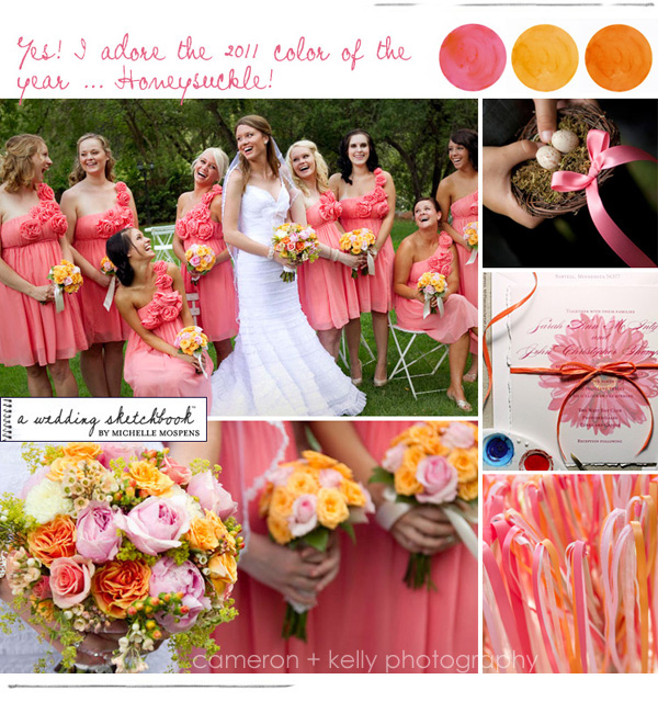 Mint and Vintage Pink Your wedding The best colorings