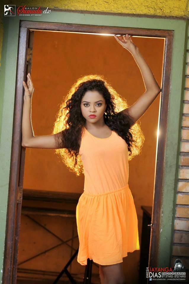 Dilshi Priyarangika sl model