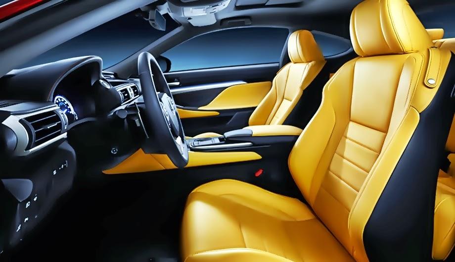 Lexus Sports Coupe RC