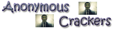 Anonymous Crackers