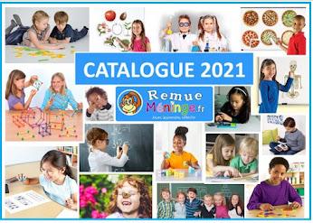 Nouveau Catalogue 2021 Matériel Pédagogique