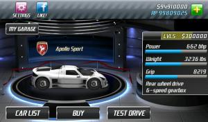 تحميل لعبة سباق السيارات على اجهزة اندرويد