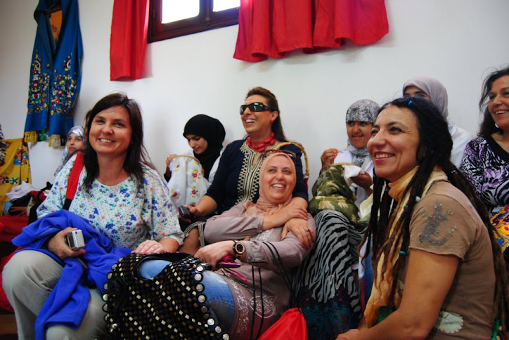 Escuela de artesanía c/ Lamfaddal Afailal en Tetuán