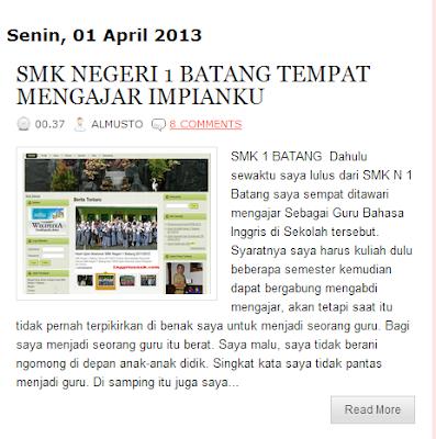 SMK N 1 Batang Jateng