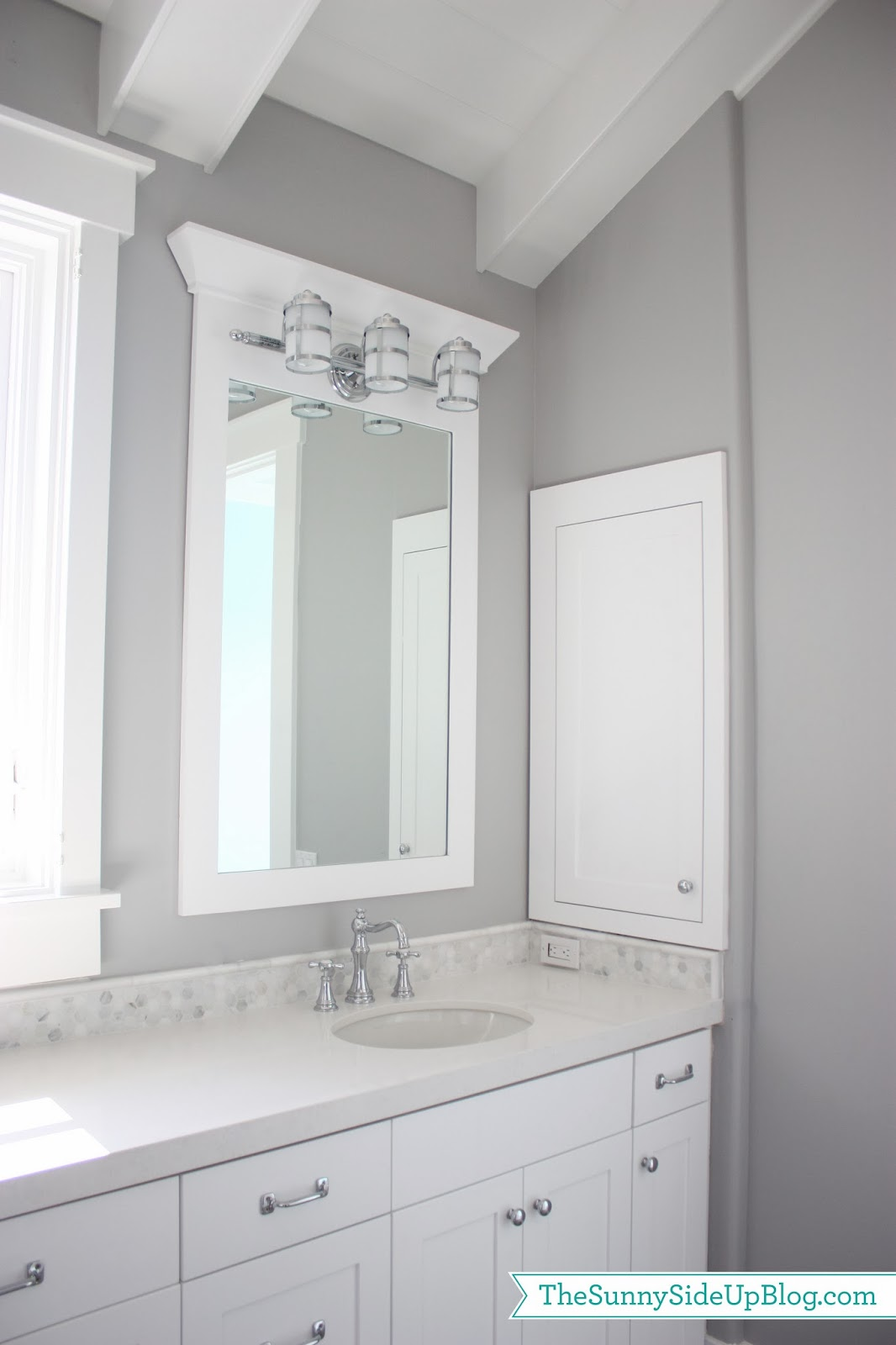 My girls\' new bathroom! - The Sunny Side Up Blog