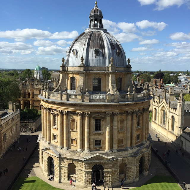 Radcliffe Camera Oxford http://researchandramblings.blogspot.com
