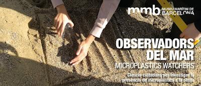 Observadors del mar - Microplastics watchers
