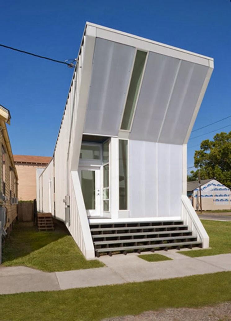 Arq pi alligator house casa moderna y econ mica for Casa moderna economica