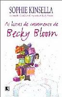 livro As Listas de Casamento de Becky Bloom