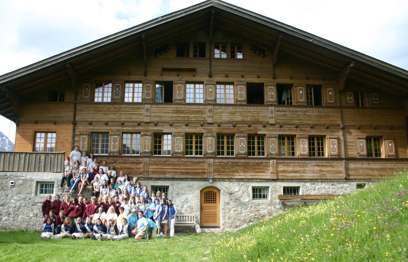Laraghs t y blog geography project part 2 our chalet guiding in switzerland - Inter charlet ...