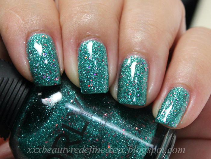 BeautyRedefined by Pang: Orly Sparkle Holiday 2014 ...
