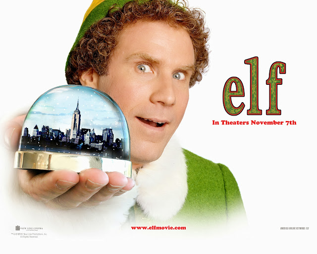 I'm just a Cotton Headed Ninny Muggins! Elf
