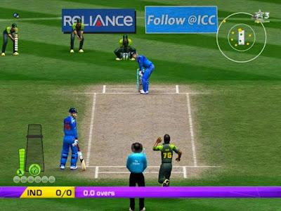 EA Sports Cricket 2015 PC Game Free Download No Survey