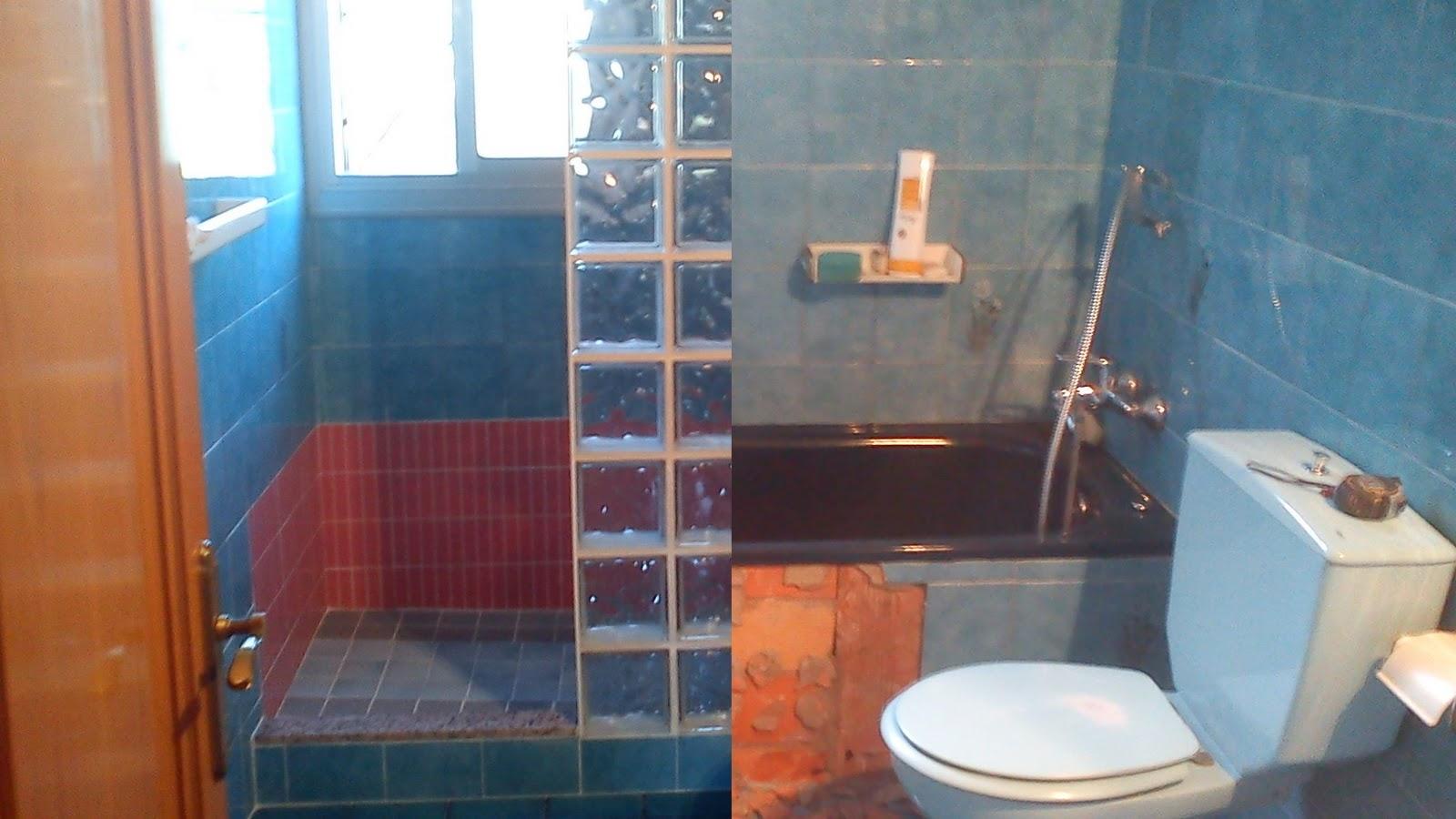 Reforma de ba era a plato de ducha de obra 2 fotos - Banera o plato de ducha ...