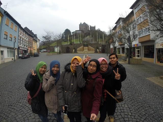 Bingen am Rhein, Germany