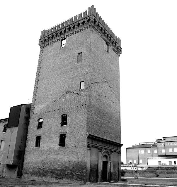 Torre Estense di Copparo, Ferrara, Italy