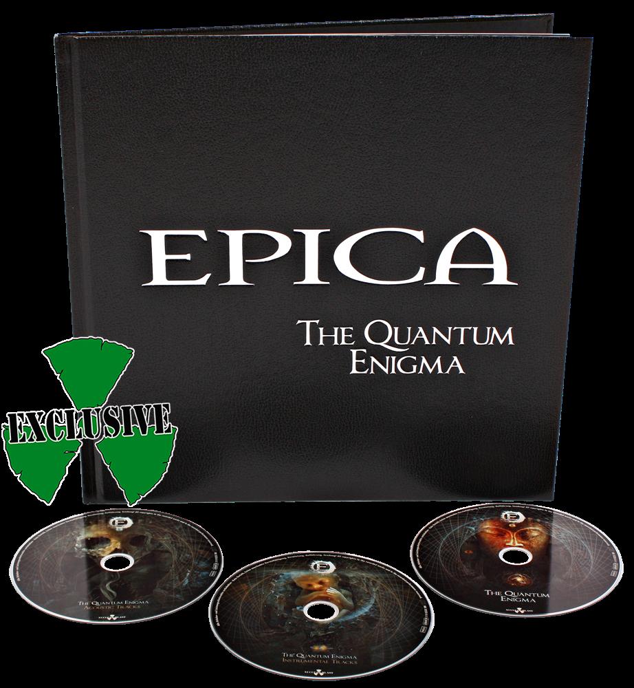 Epica The Quantum Enigma The Quantum Enigma Release And