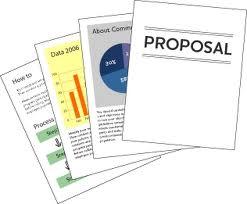 Cara Membuat Proposal Usaha Beserta Contoh - Pengertian Proposal usaha