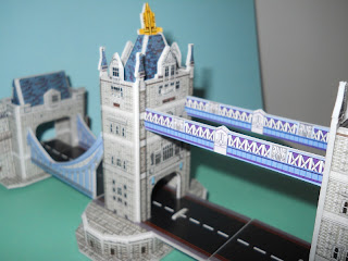 tower bridge cubicfun 3dpuzzle
