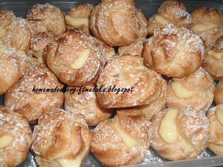 Cream Puff Melaka