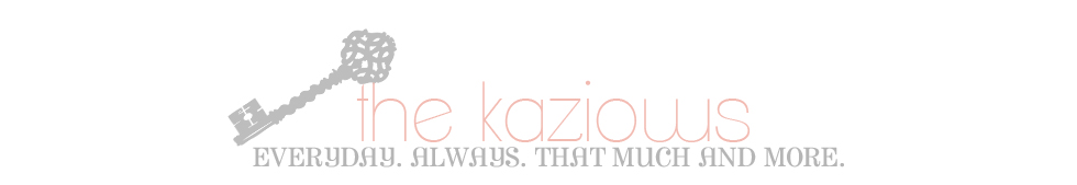 The Kaziows