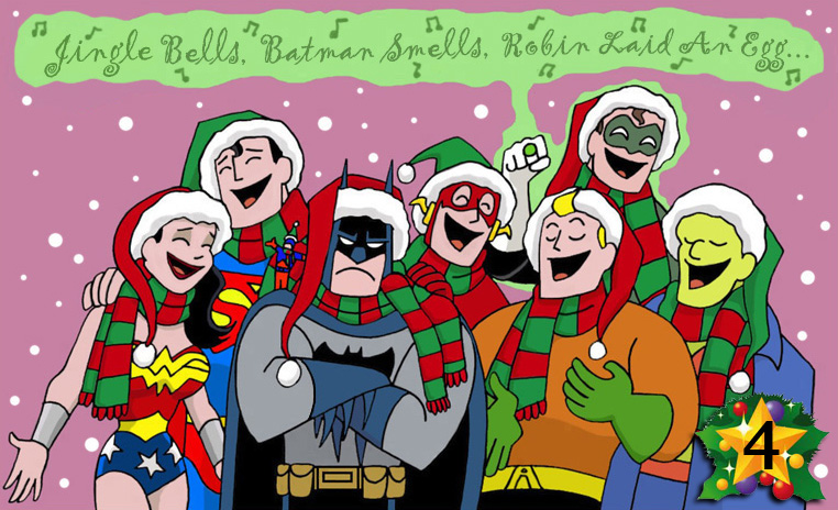 Comic book countdown to Christmas: Day 4 | Pfangirl Through the ...