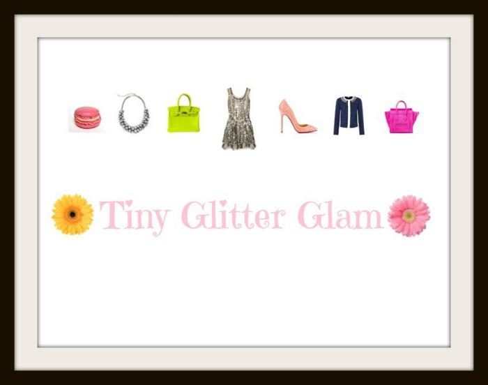 Tiny Glitter Glam