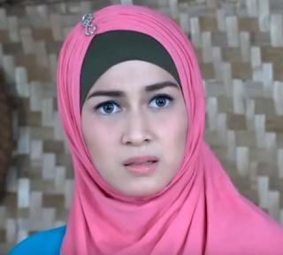 Model Hijab Nina Zatulini