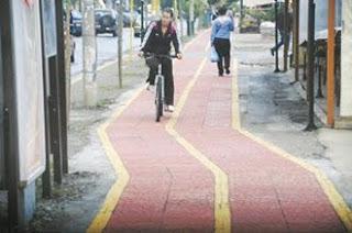 Κατά του νέου πάρκινγκ στο κέντρο οι Ποδηλάτες