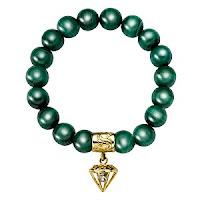 Russell Simmons Bracelet Green2