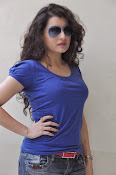 Archana photos in blue top-thumbnail-9